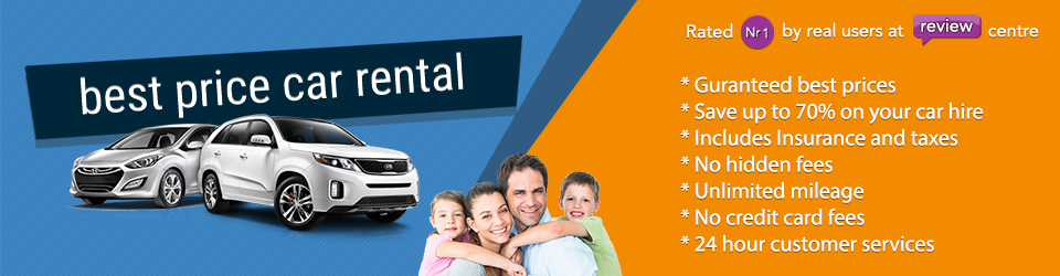 Car Hire Denia