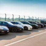 Sports car hire in Denia