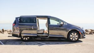 Minivan car hire in Denia