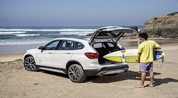 SUV car hire in Denia